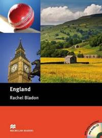 Macmillan Cultural Readers: England with CD Pre-intermediate Level