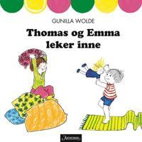 Thomas og Emma leker inne - Gunilla Wolde   Ridgeroadrun.org