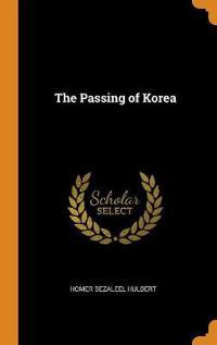 Passing of Korea