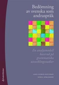 Bedömning av svenska som andraspråk