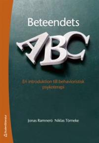 Beteendets ABC : en introduktion till behavioristisk psykoterapi