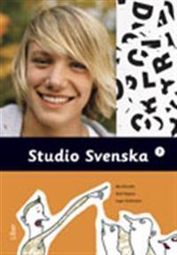 Studio Svenska 3 Grundbok