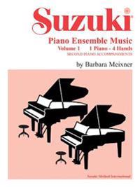 Suzuki Piano Ensemble Music