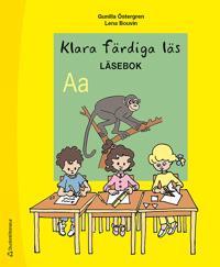 Klara färdiga läs Läsebok - Lena Bouvin, Gunilla Östergren pdf epub