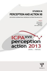 Studies in Perception and Action XII