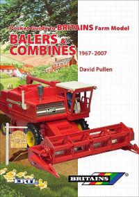 Britains Farm Model Balers & Combines 1967 to 2007