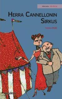 "Herra Cannellonin sirkus: Finnish Edition of ""Mr. Cannelloni's Circus"""
