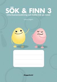 SÖK & FINN 3 - elevbok