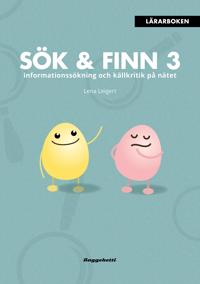 SÖK & FINN 3 - lärarbok