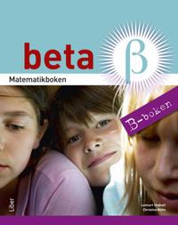 Matematikboken Beta B