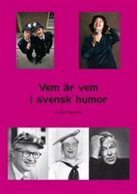 Vem är vem i svensk humor