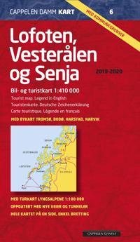 Lofoten, Vesterålen og Senja 2019-2020