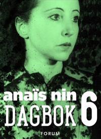 Dagbok 6 : 1956-1966