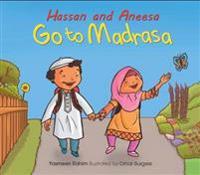 Hassan and Aneesa Go to Madrasa - Yasmeen Rahim  Omar (ILT) Burgess  Yasmeen Rahim - pocket (9780860374596)     Bokhandel