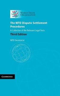 The WTO dispute settlement procedures