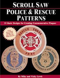 Scroll Saw Police & Rescue Patterns
