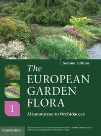 The The European Garden Flora 5 Volume Hardback Set The European Garden Flora Flowering Plants