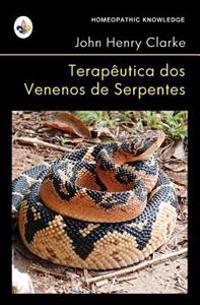 Terapeutica DOS Venenos de Serpentes