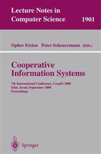 Cooperative Information Systems