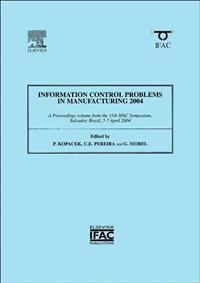 Information Control Problems in Manufacturing 2004