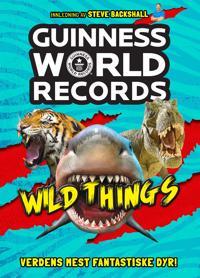 Guinness World Records Wild Things; Verdens mest fantastiske dyr