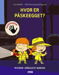 Hvor er påskeegget? - Lars Mæhle | Ridgeroadrun.org