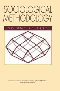 Sociological Methodology 1993