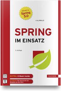 Spring im Einsatz
