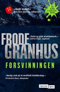 Forsvinningen - Frode Granhus pdf epub