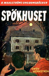 Olle Bark 1 - Spökhuset