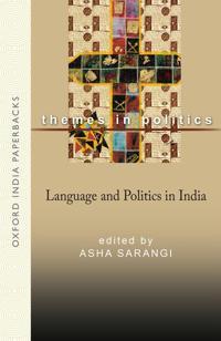 Language and Politics in India