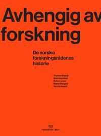 Avhengig av forskning - Thomas Brandt, Mats Ingulstad, Eirinn Larsen, Marte Mangset, Vera Schwach   Inprintwriters.org