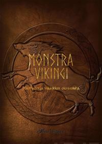 Monstra Vikingi - Värityskirja viikinkien olennoista