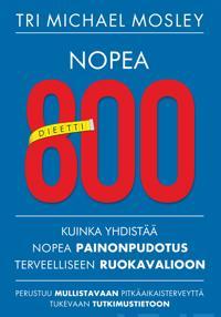 Nopea 800-dieetti