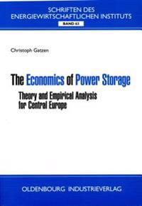 The Economics of Power Storage