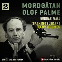 Spaningsledare Hans Holmér