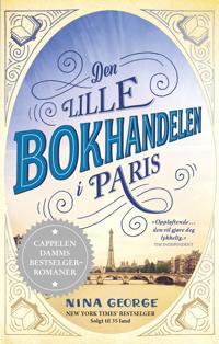 Den lille bokhandelen i Paris - Nina George   Inprintwriters.org