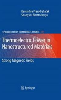 Thermoelectric Power in Nanostructured Materials