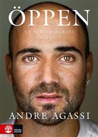 Öppen : en självbiografi - Andre Agassi pdf epub