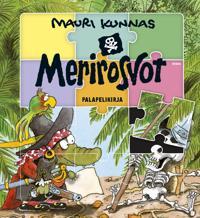 Merirosvot-palapelikirja
