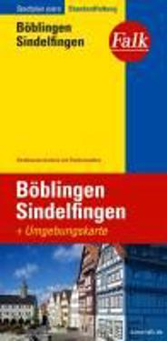 Falkplan Extra Böblingen, Sindelfingen