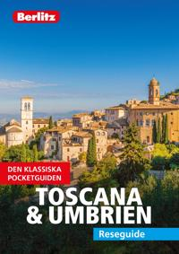 Toscana och Umbrien