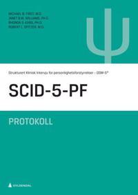 SCID-5-PF samlepakke - Michael B. First, Janet B.W. Williams, Rhonda S. Karg, Robert L. Spitzer pdf epub