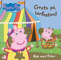 Greta på lerfestival
