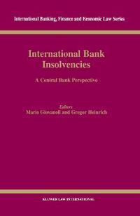 International Bank Insolvencies