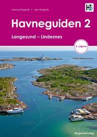 Havneguiden 2. Langesund - Lindesnes - Jørn Engevik, Hanne Engevik pdf epub