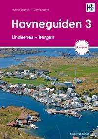 Havneguiden 3. Lindesnes - Bergen, 3. utgave