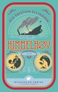 Himmelhøy - Ole Kristian Ellingsen   Inprintwriters.org