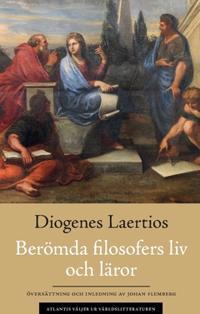 Berömda filosofers liv och läror
