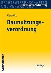 Baunutzungsverordnung